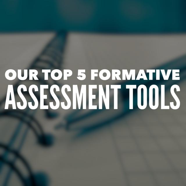 formative assessment tools ohio