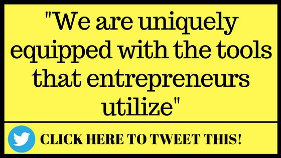 Teachers make great entrepreneurs