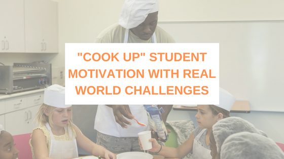 Increase Student Motivation with Real World Challenges