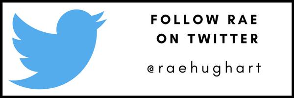 Follow Rae Hughart on Twiiter
