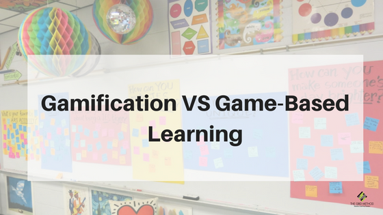 Gamification VS Game-Based Learning