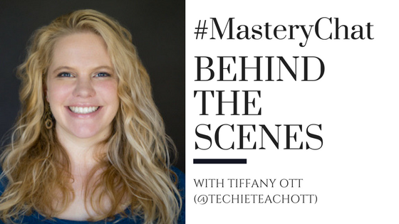 MasteryChat Behind the Scenes - Tiff