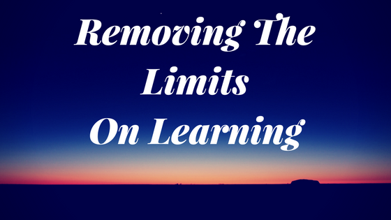 Removing The Limits On Learning
