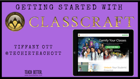 Getting Started with Classcraft