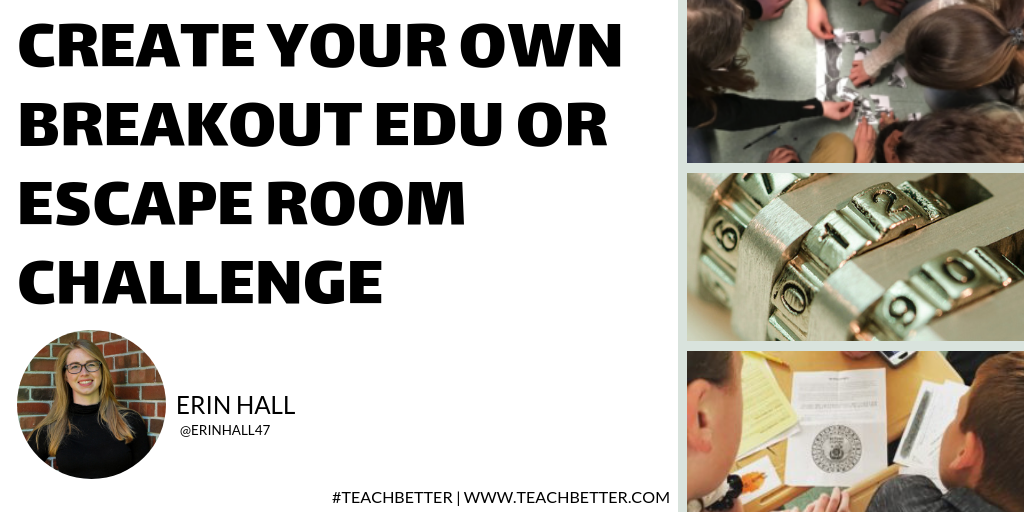 Create your own breakout edu or escape room challenge - Create your own room ...