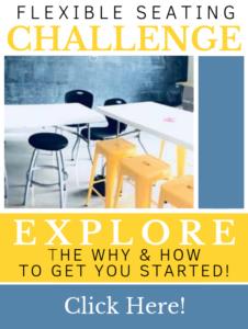 Flexible Seating Challenge
