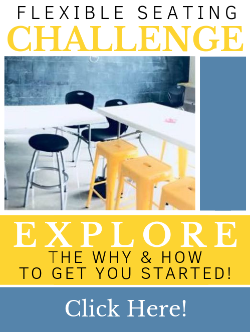 Flexible Seating Challenge