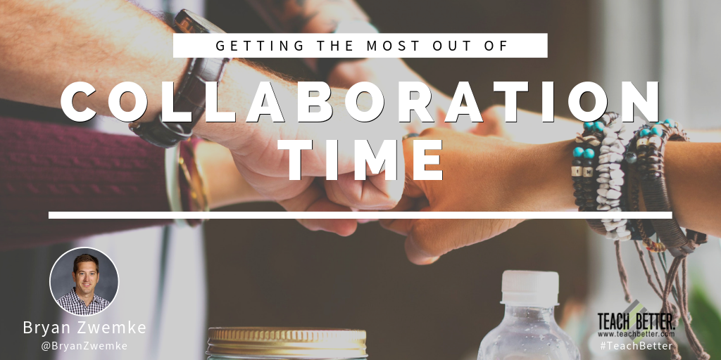 Getting the Most Out of Collaboration Time
