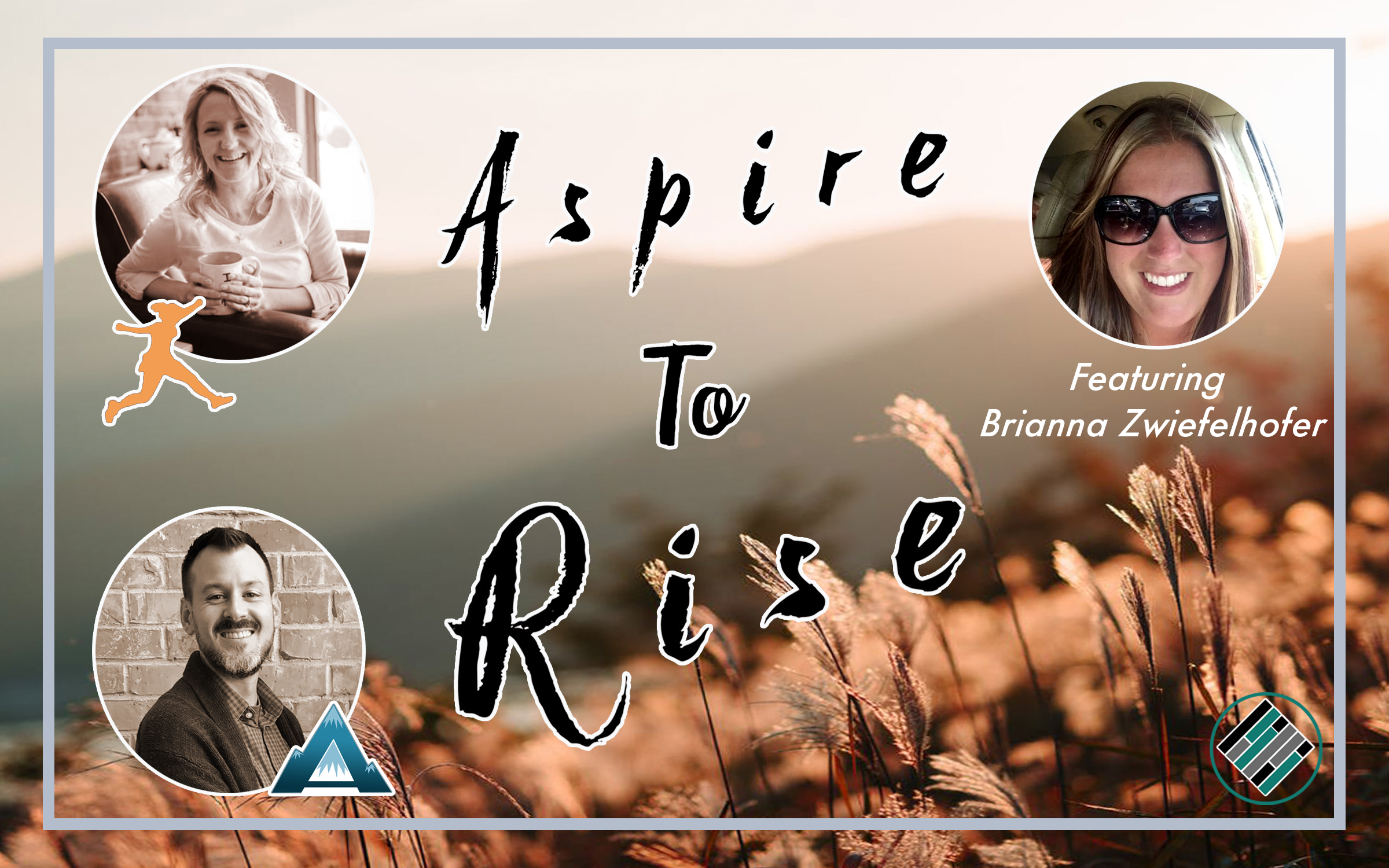 Joshua Stamper, Sarah Johnson, #AspireLead, #InAwetoRISE, Aspire: The Leadership Development Podcast, Aspire to Rise