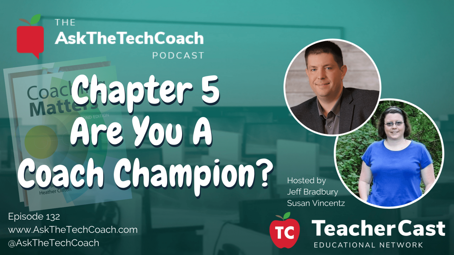 ATTC 132 Tech Coach Champion
