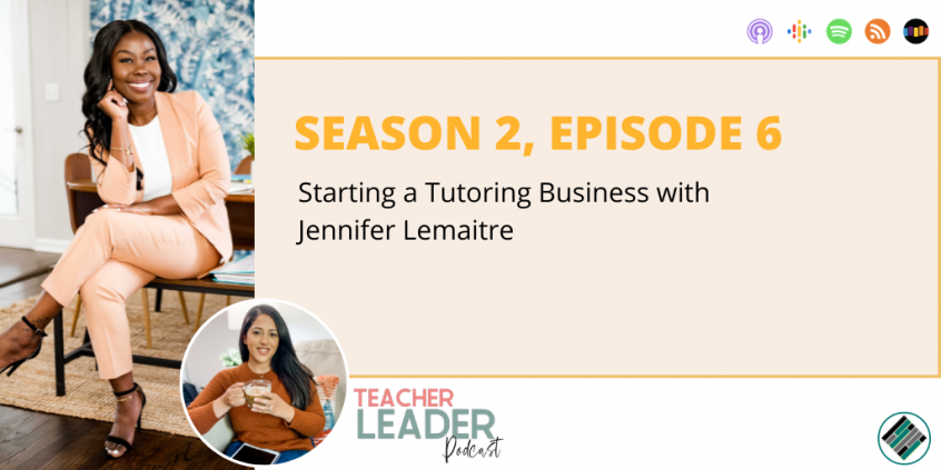 Teacher Leader Podcast with Brittany Rincon