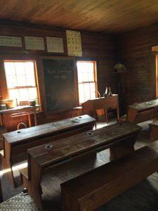 1800s Classroom